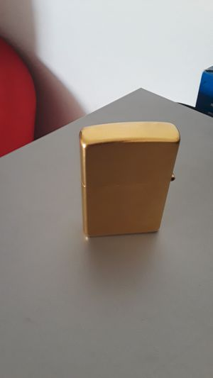Zippo a 03 lighter for Sale in Woodland, CA