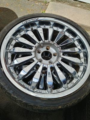 Wheels and tires FALKEN 255/35 ZR 20 for Sale in Bloomfield, NJ