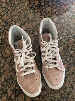 Women's vans 7 1/2 for Sale in Winchester, CA