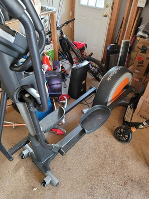 Norditrack elliptical for Sale in Brentwood, NC