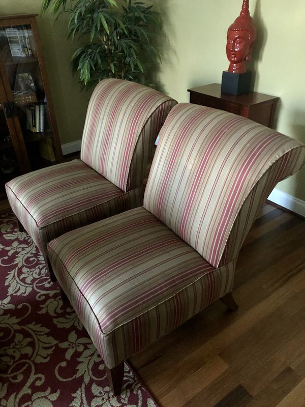 2 large accent chairs - FREE! Ready for pickup