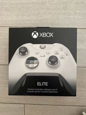 Xbox Elite Controller | White for Sale in Phoenix, AZ