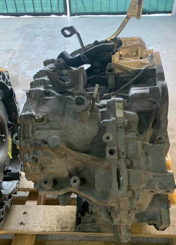 2014 INFINITI QX60, NISSAN PATHFINDER AWD AUTOMATIC TRANSMISSION ASSEMBLY MILEAGE 80K