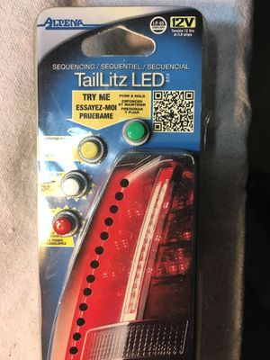 """LED Tail Lights for car or Truck-red 24"""" for Sale in Fort Myers, FL"""