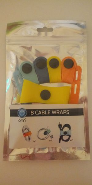 Onn cable ties for Sale in St. Louis, MO