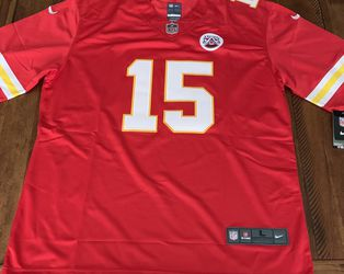 NFL Jersey #15 Mahomes Kansas City Chiefs for Sale in Bakersfield,  CA