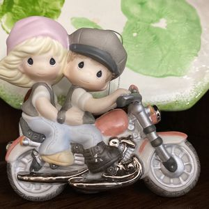 Precious moments motorcycle for Sale in Armonk, NY