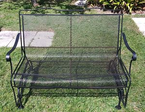 METAL BENCH for Sale in Lake Worth, FL