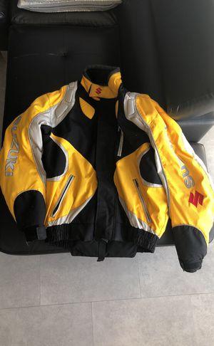 Mens Suzuki Motorcycle Jacket for Sale in Miami, FL