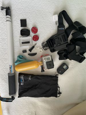 GoPro Hero 3 Plus, Chest Harness and Extra Battery for Sale in Hewlett, NY