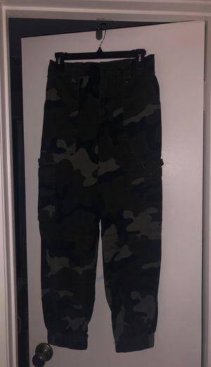 Women's camo pants S for Sale in Pembroke Pines, FL
