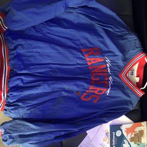 NHL New York Rangers Windbreaker for Sale in Houston, TX