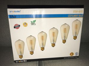 Led Filament bulb for Sale in Anaheim, CA