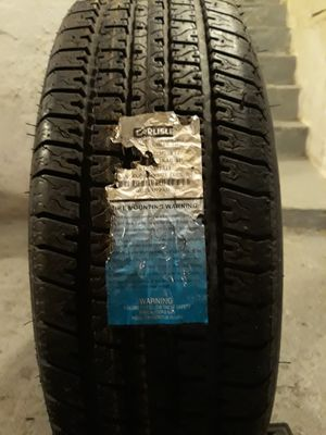NEW TRAILER TIRE CARLISE RADIAL TRAIL ST 225 75 15 for Sale in Dearborn, MI