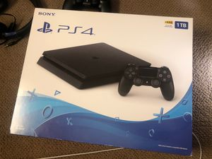new ps4 for Sale in Oakley, CA