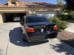 2008 BMW 5 Series for Sale in Las Vegas, NV