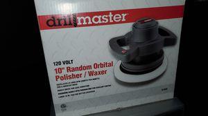 "10"" orbital polisher/waxer for Sale in Wichita, KS"