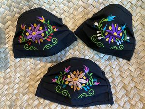 Embroidered Face Masks for Sale in Los Angeles, CA