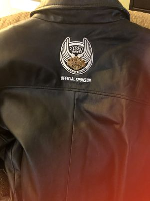 Leather motorcycle jacket for Sale in Sullivan, WI