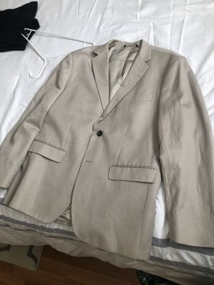 banana republic blazer khaki for Sale in Fort Lauderdale, FL
