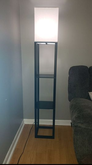 Threshold Shelf Floor Lamp for Sale in Hendersonville, TN