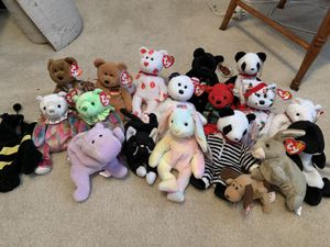 Beanie Babies for Sale in Chesapeake, VA