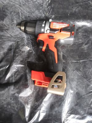 Taladro Milwaukee brushless18v for Sale in Dallas, TX