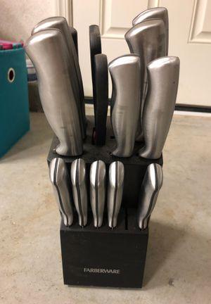 Garner ware knife set for Sale in Roseville, CA