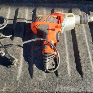 """Black and Decker variable speed 3/8"""" drill for Sale in Bremerton, WA"""