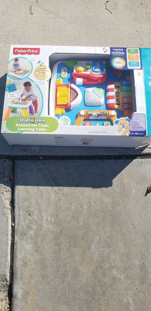 Fisher price table top for Sale in San Diego, CA