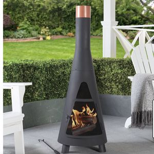 Chimney Fire Pit If You Order Next Two Days Free Shipping for Sale in Henderson, NV