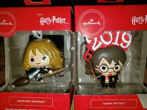 Bundle Harry Potter Hallmark Ornaments for Sale in Camden, NJ