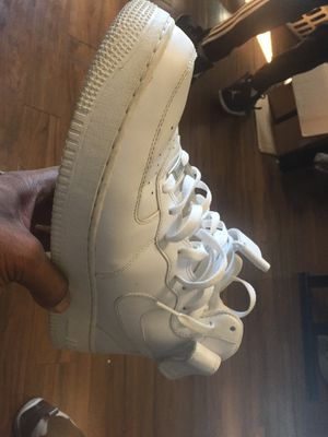 Nike high top Air Force 1s for Sale in Coffeyville, KS