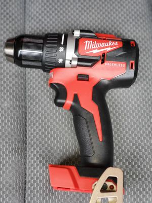 Milwaukee Brushless Drill/driver Brand New Never used for Sale in Fresno, CA