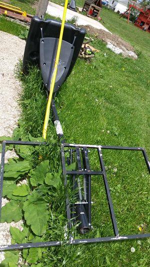 Portable spalding adjustable basketball hoop for Sale in Westland, MI