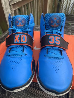 Nike KD 2 Supreme QAM scoring title size 11 for Sale in Westchester, IL