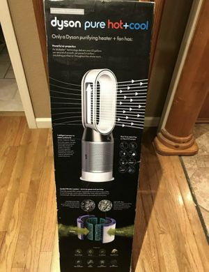 Dyson pure hot cool fan air purifier HP04 for Sale in Commack, NY