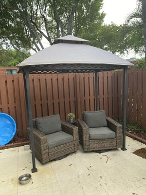 Outdoor furniture set for Sale in Delray Beach, FL