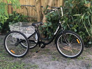 26 TRICYCLE POPSPORT 1 SPEED for Sale in West Palm Beach, FL