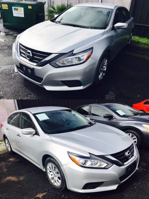 2016 Nissan Altima LOW DOWN for Sale in Bellaire, TX