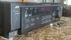 JVC stereo receiver for Sale in Mount MADONNA, CA