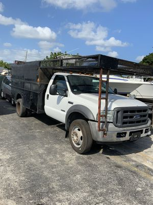 FORD F450 DIESEL WORK TRUCK for Sale in Miami, FL