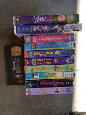 Children's VHS Tapes for Sale in Yorba Linda, CA