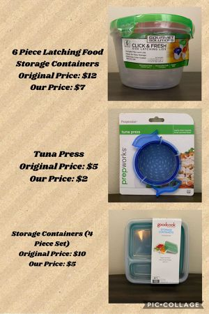 Food Storage Containers for Sale in Benbrook, TX
