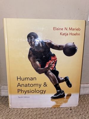 Human Anatomy and physiology text book for Sale in Mesa, AZ