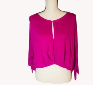 Free People Hot Pink Blouse for Sale in VA, US