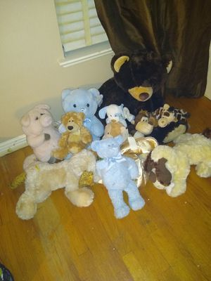 Wonderful Stuffed Animal Collection for Sale in Dallas, TX