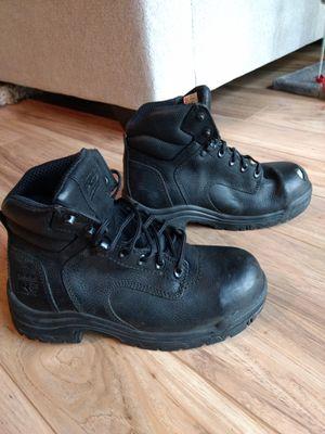 Timberland Pro steel toe women's boots ! for Sale in Riverside, CA