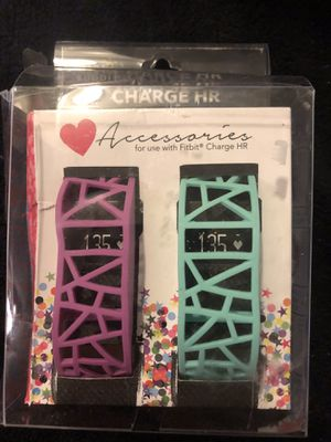 Fitbit Charge Hr accessories for Sale in Riverside, CA