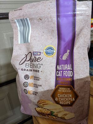 Free cat dry food for Sale in Rancho Cucamonga, CA
